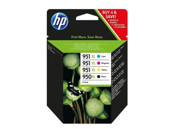 Blekk HP 950XL/951XL C2P43AE combo (4)