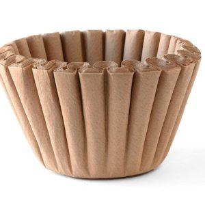 Kaffefilter Catering 90 mm brun (250)