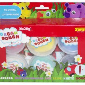 Dream Dough SENSE 6 farger