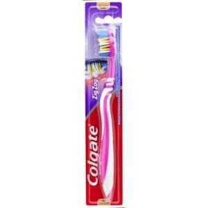 Tannbørste COLGATE Zig Zag Soft