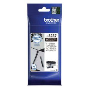 Blekk BROTHER LC3237BK sort