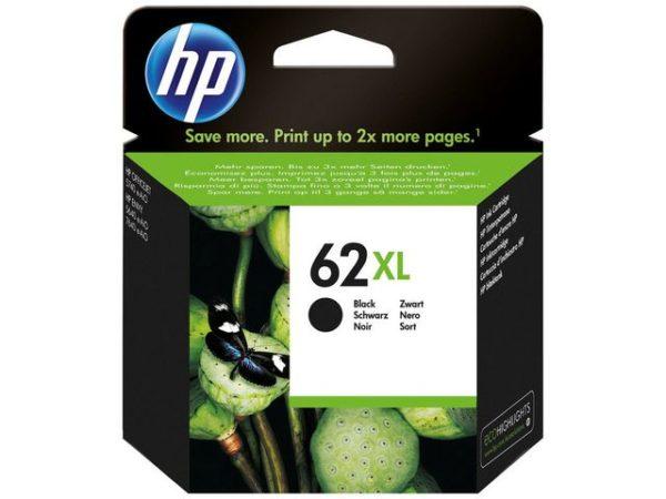 Blekk HP 62XL C2P05AE sort