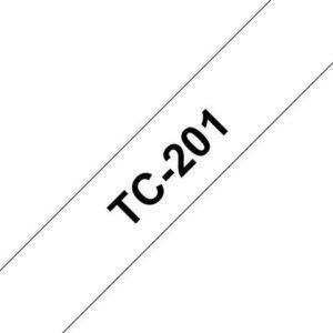 Tape BROTHER TC-201 12mmx7