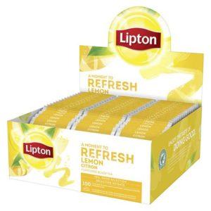 Te LIPTON sitron (100)