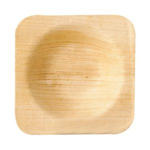 Skål PURE palme 6x6x1