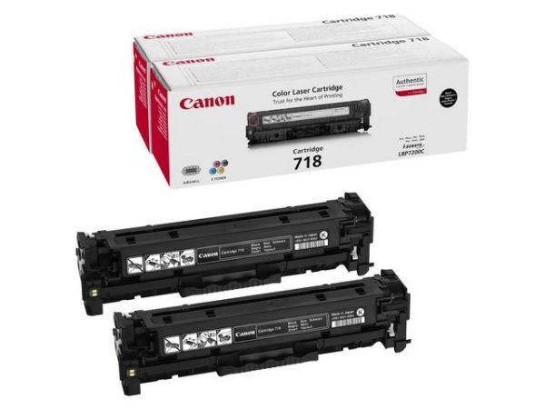 Toner CANON 718BK 3.4K sort (2)