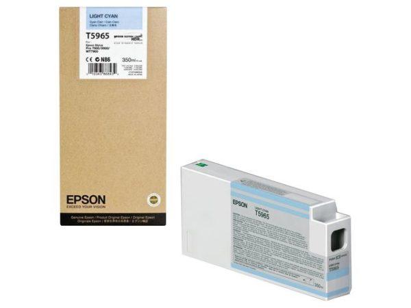 Blekk EPSON T596500 C13T596500 light bl