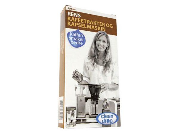 Rensemiddel CLEAN DROP kaffetrakter (5)