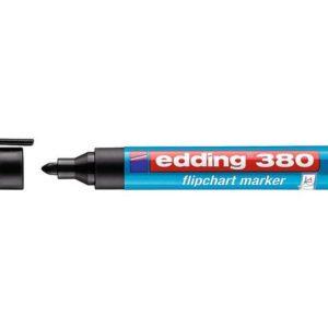 Flippoverpenn EDDING 380 sort