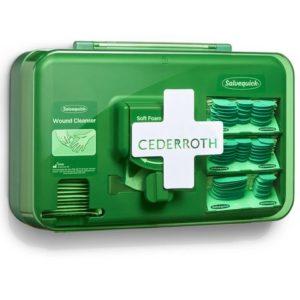 Dispenser CEDERROTH Wound care blå
