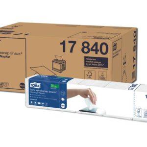 Dispenserserviett TORK N10 1L hvit(1125