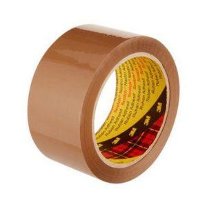 Emballasjetape SCOTCH 309 50mmx66m brun