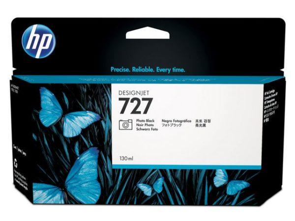 Blekk HP 727 B3P23A fotosort