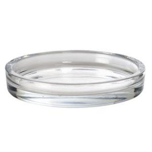 Lysplate DUNI 20x114mm Glass klar