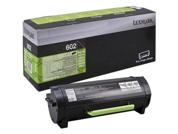 Toner LEXMARK PB 60F2000 2.5K sort