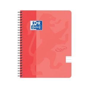 Notatbok OXFORD Touch A5+ 90g lin orang