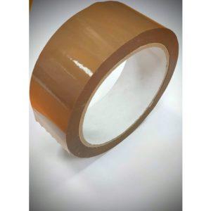 Emballasjetape PP 38mmx66m brun
