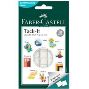 Heftemasse FABER CASTELL Tack-it 50gHvi