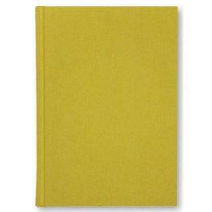 Skrivebok BURDE A5 linjer grønn