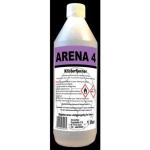 Rengjøring ARENA 4 for sportsgulv