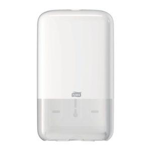 Dispenser TORK toalettpapir ark T3 hvit