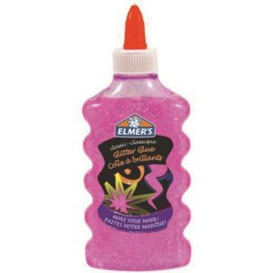 Glitterlim ELMERS 177ml rosa