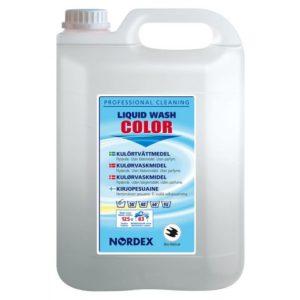 Tøyvask NORDEX Liquid Wash Color  5 L