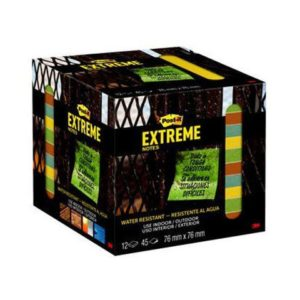 POST-IT Extreme Std Notes 76x76mm (12)