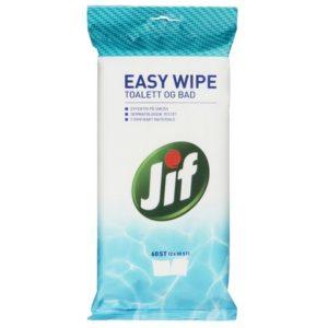 Wipes JIF toalett og bad (60)