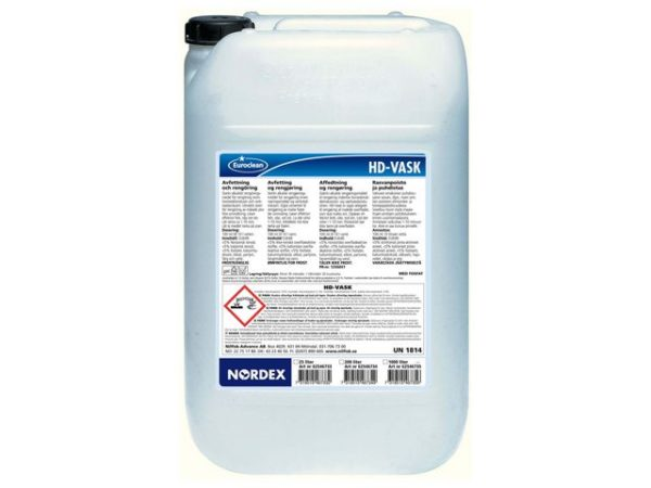 Rengjøringsmiddel NORDEX Hd-Vask 25L