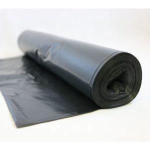 Avfallssekk LD-PE 76x130cm 65my sort(10