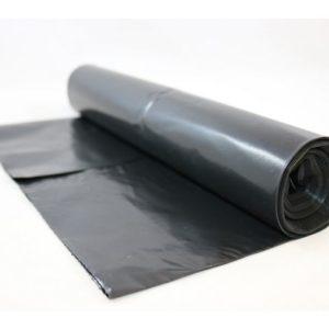 Avfallssekk LD-PE 72x112cm 40my sort(10