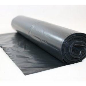 Avfallssekk LD-PE 75x115cm 45my sort(25