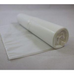 Avfallspose LD-PE 38x50cm 18my hvit (30
