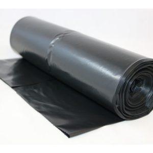 Avfallssekk LD-PE 72x112cm 65my sort(25