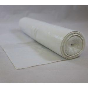 Avfallspose LD-PE 51x57cm 12my hvit(100