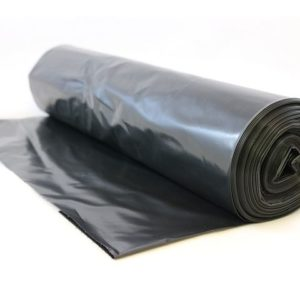 Avfallspose LD-PE 60x90cm 50my sort (25
