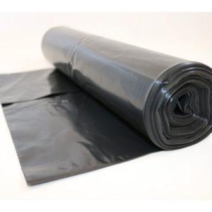 Avfallssekk LD-PE 72x110cm 50my sort (2