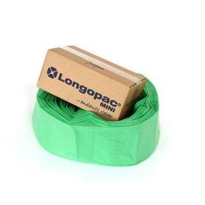 Avfallssekk LONGO Mini strong 26my grøn