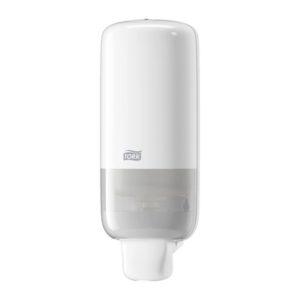 Dispenser TORK skumsåpe S4 hvit