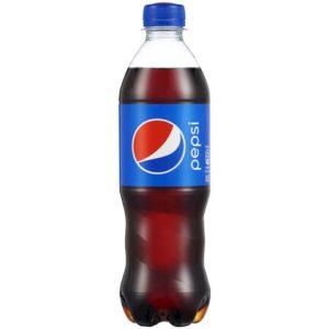 Mineralvann Pepsi Cola 0