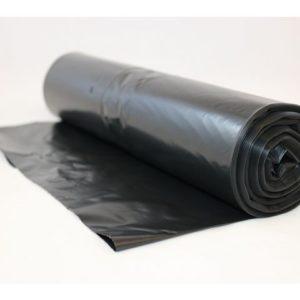 Avfallssekk LD-PE 75x115cm 40my sort(25