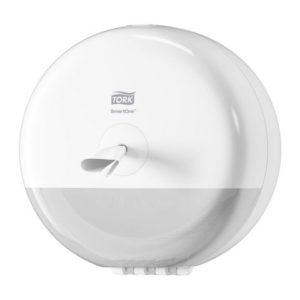 Dispenser TORK Smart mini toarl T9hvit