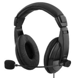 Headset DELTACO USB stereo