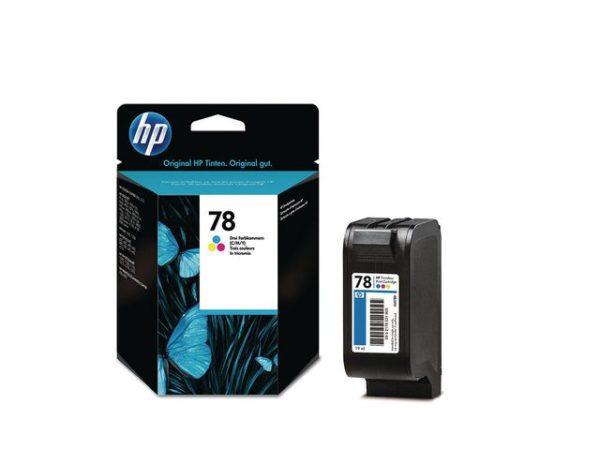 Blekk HP 78 C6578D farge