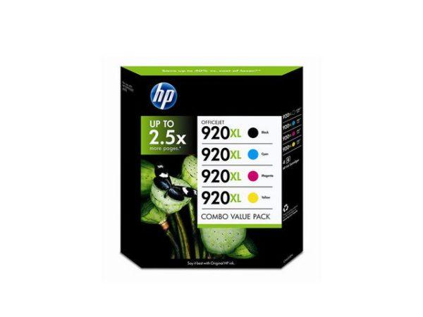 Blekk HP 920XL C2N92AE BK/C/M/Y