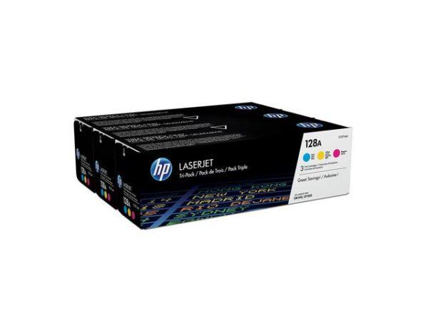Toner HP CF371AM 128A C/M/Y (3)