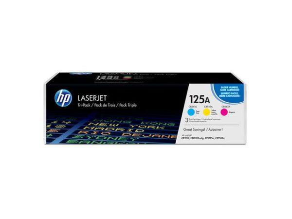 Toner HP CF373AM 125A C/M/Y (3)