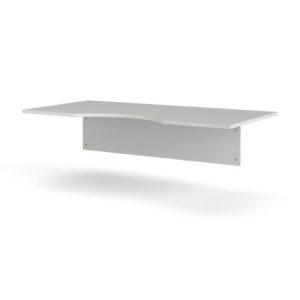 Bordplate PRIMA 180cm hvit