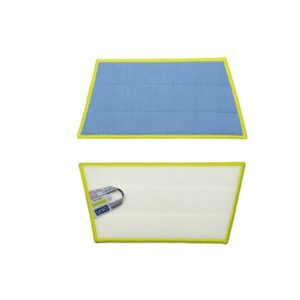 Glass-metallmopp Uniq Duotex mikrof.25c